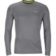 Marmot Windridge - Camiseta de manga larga Hombre - gris